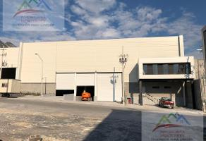 Foto de nave industrial en renta en  , santa catarina centro, santa catarina, nuevo león, 12417268 No. 01