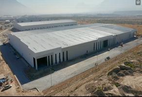 Foto de nave industrial en renta en  , santa catarina centro, santa catarina, nuevo león, 17830748 No. 01