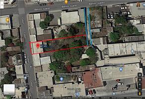 Foto de terreno habitacional en venta en  , santa catarina centro, santa catarina, nuevo león, 19404572 No. 01