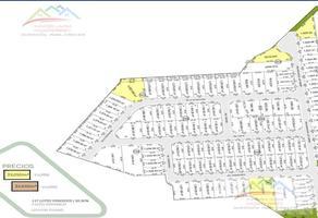 Foto de terreno habitacional en venta en  , santa catarina centro, santa catarina, nuevo león, 6721008 No. 01