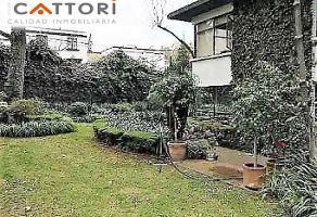 Foto de terreno habitacional en venta en santa catarina , san angel inn, álvaro obregón, df / cdmx, 10649563 No. 01