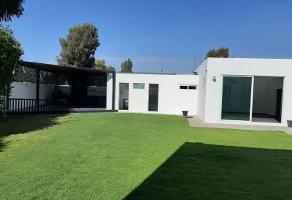 Foto de casa en venta en santa cecilia 202, lázaro cárdenas, san pedro cholula, puebla, 0 No. 01