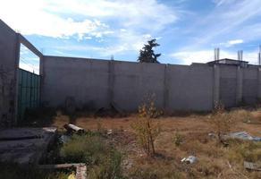 Foto de terreno habitacional en venta en santa cruz 3, santa cruz amalinalco, chalco, méxico, 19394703 No. 01