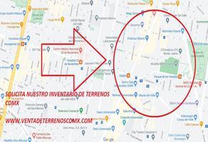 Foto de terreno habitacional en venta en santa cruz 30, santa cruz atoyac, benito juárez, df / cdmx, 0 No. 01