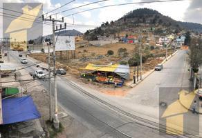 Foto de terreno habitacional en venta en  , santa cruz azcapotzaltongo, toluca, méxico, 0 No. 01