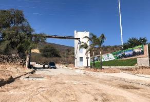 Foto de terreno comercial en venta en santa cruz de las flores kilometro 3.5 , santa cruz de las flores, tlajomulco de zúñiga, jalisco, 5766180 No. 01