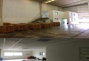 Foto de nave industrial en renta en  , santa cruz de las flores, tlajomulco de zúñiga, jalisco, 6814905 No. 01