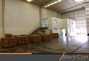Foto de nave industrial en renta en  , santa cruz de las flores, tlajomulco de zúñiga, jalisco, 0 No. 01