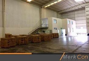 Foto de nave industrial en renta en  , santa cruz de las flores, tlajomulco de zúñiga, jalisco, 7022171 No. 01