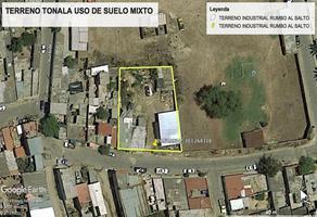 Foto de terreno habitacional en venta en  , santa cruz de las huertas, tonalá, jalisco, 0 No. 01