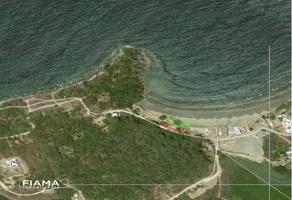 Foto de terreno habitacional en venta en  , santa cruz de miramar, san blas, nayarit, 13989055 No. 01