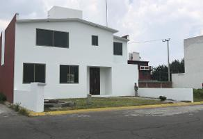 Foto de casa en venta en  , santa cruz otzacatipán, toluca, méxico, 11540155 No. 01