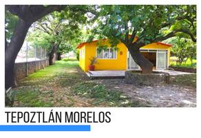 Foto de casa en venta en  , santa cruz, tepoztlán, morelos, 0 No. 01