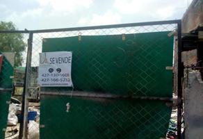 Foto de terreno habitacional en venta en santa fe 3, espíritu santo, san juan del río, querétaro, 0 No. 01