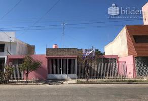 Foto de casa en venta en  , santa fe, durango, durango, 6246216 No. 01