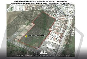 Foto de terreno habitacional en venta en santa fe , los ángeles (santa fe), mazatlán, sinaloa, 0 No. 01