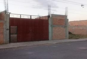 Foto de terreno habitacional en venta en santa gabriela , pensadores mexicanos, aguascalientes, aguascalientes, 15846992 No. 01