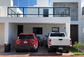 Foto de casa en renta en  , santa gertrudis copo, mérida, yucatán, 16886844 No. 01