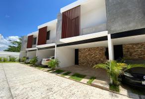 Foto de casa en renta en  , santa gertrudis copo, mérida, yucatán, 17656539 No. 01