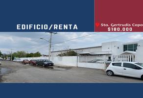 Foto de edificio en renta en  , santa gertrudis copo, mérida, yucatán, 0 No. 01