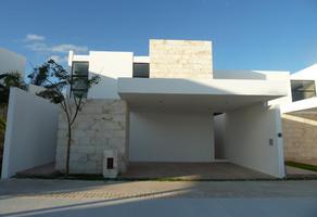 Foto de casa en renta en  , santa gertrudis copo, mérida, yucatán, 6782028 No. 01