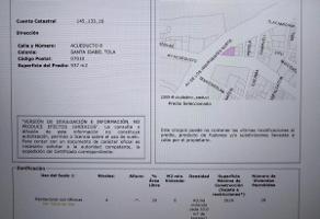Foto de terreno habitacional en venta en  , santa isabel tola, gustavo a. madero, df / cdmx, 12851122 No. 01