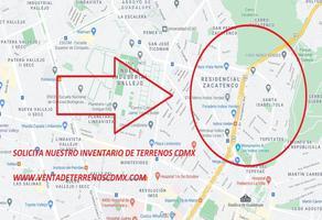 Foto de terreno habitacional en venta en santa isabel tola , santa isabel tola, gustavo a. madero, df / cdmx, 0 No. 01