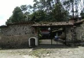 Foto de terreno habitacional en venta en  , santa maría ahuacatlan, valle de bravo, méxico, 0 No. 01