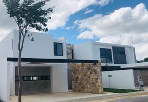 Foto de casa en venta en  , santa maría, conkal, yucatán, 10626029 No. 01