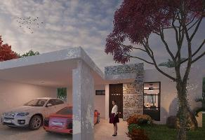 Foto de casa en venta en  , santa maría, conkal, yucatán, 14221991 No. 01