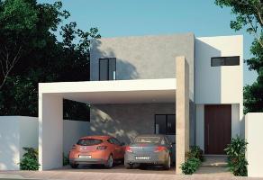 Foto de casa en venta en  , santa maría, conkal, yucatán, 0 No. 01