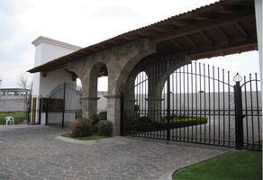 Foto de terreno habitacional en venta en santa maría del pueblito 29, residencial claustros del río, san juan del río, querétaro, 0 No. 01