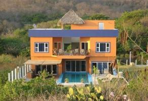 Foto de casa en venta en , santa maría huatulco, oaxaca 70980 , unidad deportiva, santa maría huatulco, oaxaca, 15049883 No. 01