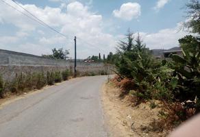 Foto de terreno habitacional en venta en  , santa maría nativitas, aculco, méxico, 8856244 No. 01