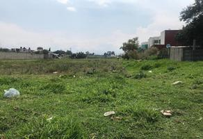 Foto de terreno habitacional en venta en santa mária , santa maría, san mateo atenco, méxico, 0 No. 01