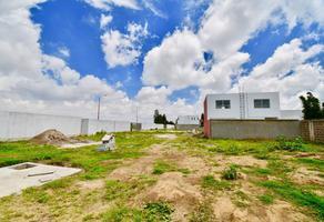 Foto de terreno habitacional en venta en santa maría xixitla , santa maría xixitla, san pedro cholula, puebla, 17871034 No. 01