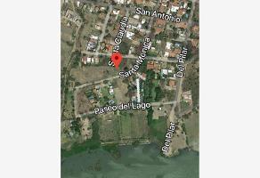 Foto de terreno habitacional en venta en santa mónica 20, ribera del pilar, chapala, jalisco, 6369651 No. 01