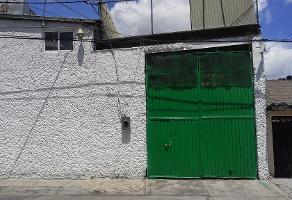 Foto de nave industrial en venta en santa monica 284 , general josé vicente villada, nezahualcóyotl, méxico, 15360345 No. 01