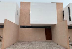 Foto de casa en venta en  , santa rita cholul, mérida, yucatán, 15918598 No. 01