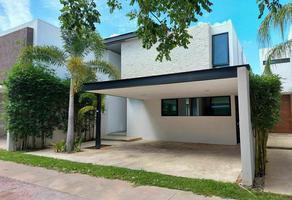 Foto de casa en renta en  , santa rita cholul, mérida, yucatán, 20881790 No. 01