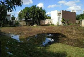 Foto de terreno habitacional en venta en  , santa rita cholul, mérida, yucatán, 0 No. 01