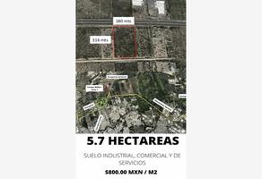 Foto de terreno industrial en venta en santa rosa 100, santa rosa, apodaca, nuevo león, 17395513 No. 01
