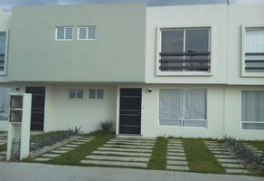 Foto de casa en renta en santa rosa 12, san juan calvario, san pedro cholula, puebla, 0 No. 01