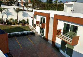 Foto de departamento en venta en santa rosa 26, santa rosa, yautepec, morelos, 8656141 No. 01