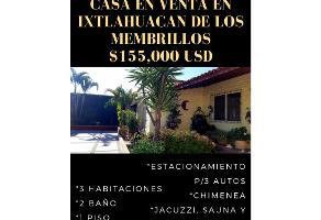 Foto de casa en venta en  , santa rosa, ixtlahuacán de los membrillos, jalisco, 6845262 No. 01