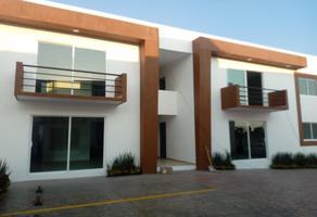 Foto de departamento en venta en  , santa rosa, yautepec, morelos, 5532219 No. 01