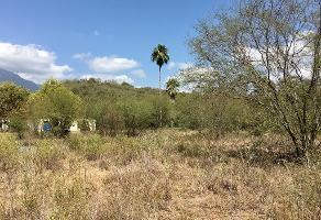 Foto de terreno habitacional en venta en  , santa rosalía, santiago, nuevo león, 12291114 No. 01