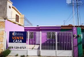Foto de casa en venta en  , santa teresa, durango, durango, 12299567 No. 01