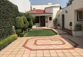 Foto de casa en venta en santa teresa , jardines del pedregal, álvaro obregón, distrito federal, 0 No. 01
