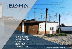 Foto de casa en venta en  , santa teresita, tepic, nayarit, 17736111 No. 01